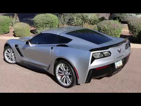 2018 C7 Z06 Corvette with BULLET Billy Boat Exhaust Installed