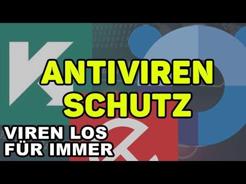 Antivirenschutz: Der richtige Antivirenschutz für deinen PC (Antiviren Programm Test)