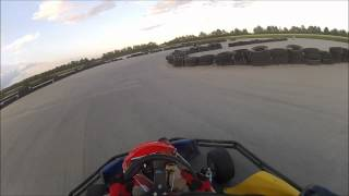preview picture of video 'Kartbahn Stetteldorf - Open Race (14-06-2012)'