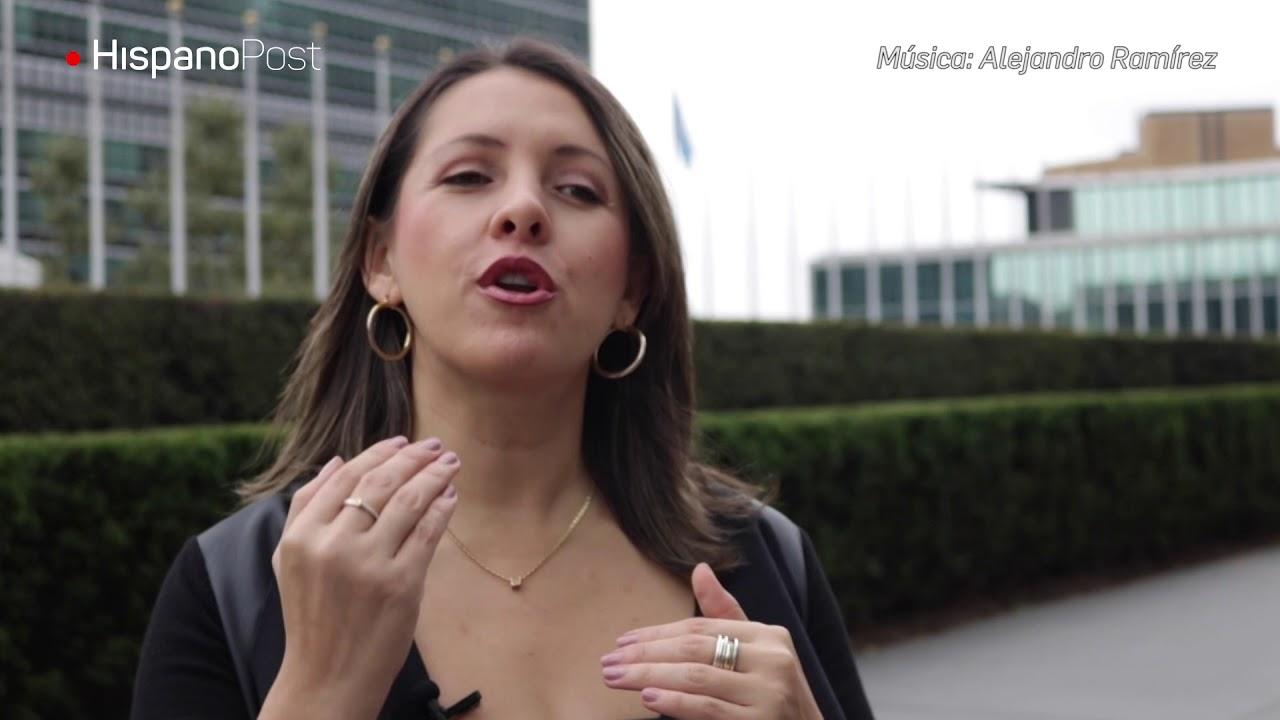 Periodista colombiana devela los secretos del proceso de paz