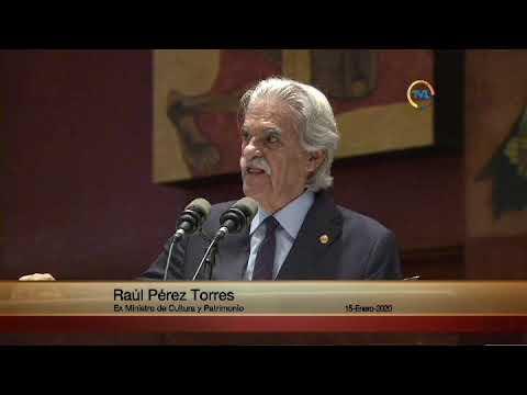 Raúl Pérez Torres - Sesión 650