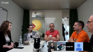 English Google Webmaster Central office-hours hangout IRL