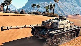 World of Tanks T110E4  - 10,1 K Damage, 7 Kills | Best tank battles | Gameplay PC