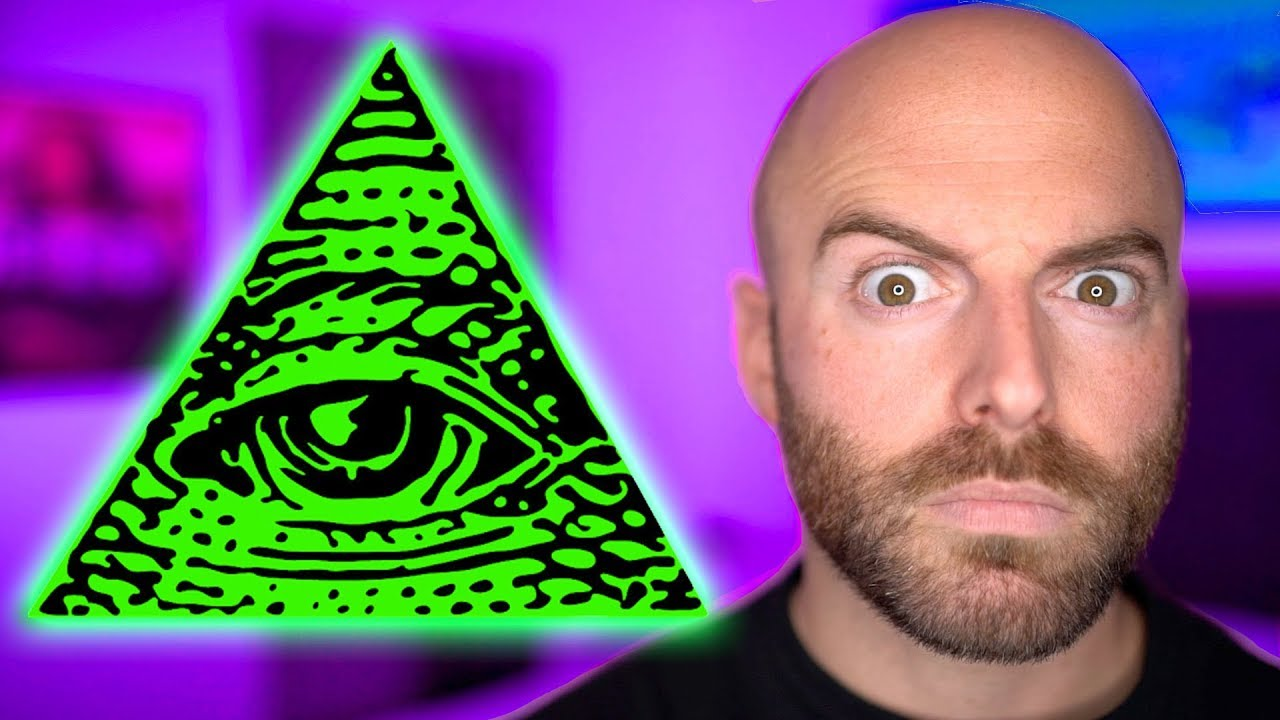 EERIE Pieces of Evidence that the ILLUMINATI Exist! thumbnail