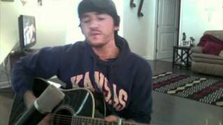 Lightning - Eric Church cover by Tyler Hammond