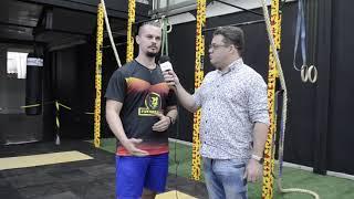 Bate Papo Viver Goiás com o Coach Gasparzinho da Panthera Centro Fitness.
