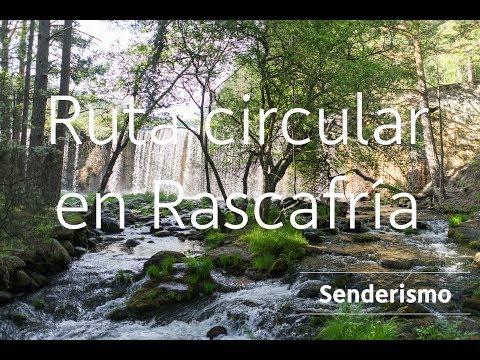 Ruta circular por Rascafría entre pozas y cascadas (Valle de Angostura)
