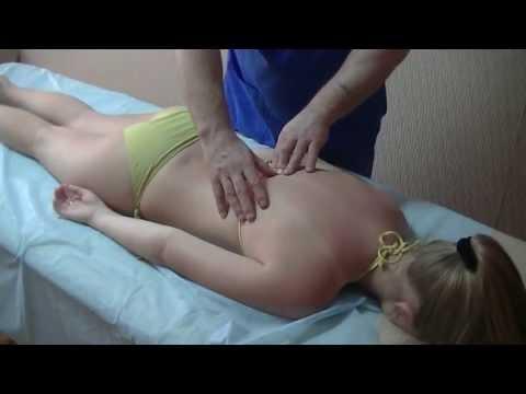 Часть7 массаж спины массаж шеи мануальная терапия позвоночника мануальный терапевт лечебный массаж.