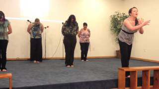 Hello My Name Is (Matthew West) Performed By The ROCC Mime Team.