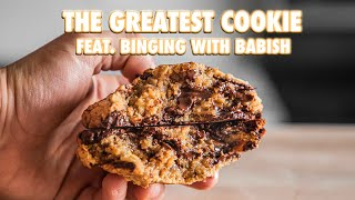 Recreating Levain Chocolate Chip Cookies Feat. Binging with Babish