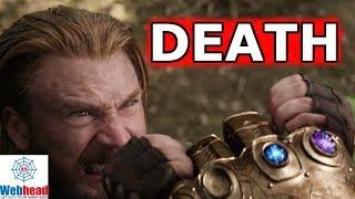 Thanos KILLS Captain America And Iron Man In Infinity War   Webhead