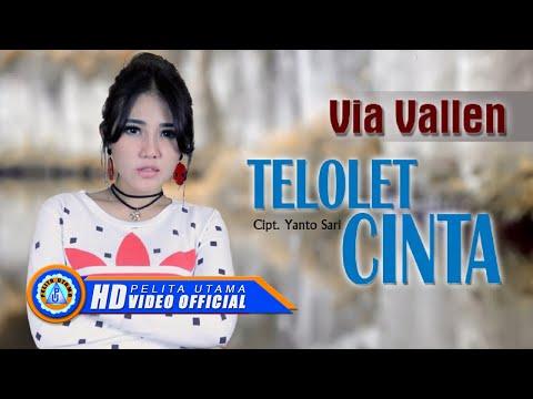 , title : 'Via Vallen - TELOLET CINTA . OM SERA ( Official Music Video ) [HD]'