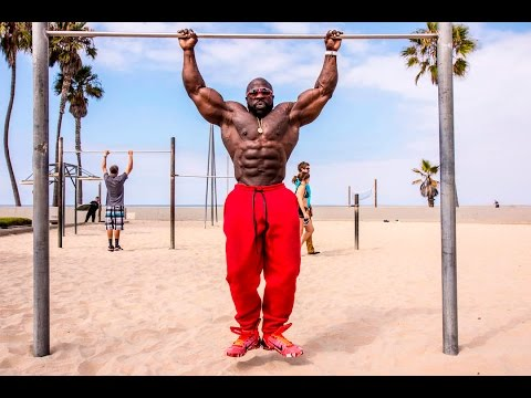 MONSTER STRENGTH PULL UPS + MUSCLE-UPS