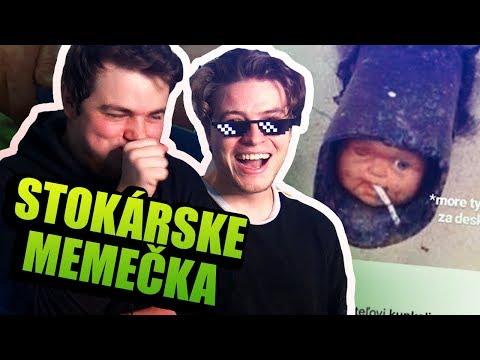SKÚS SA NESMIAŤ - Stokárske MEMES w/ Duklock