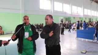 إختتام فعاليات التصفيات الولائية لكأس الجزائر للملاكمة بحاسي بحبح