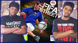 WHAT THE FLUFF WAS HE DOING?! - FIFA STREET Gameplay   #ThrowbackThursday