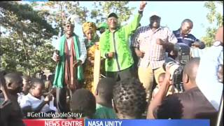Moses Wetangula ffirms that he will stay in National Super Alliance