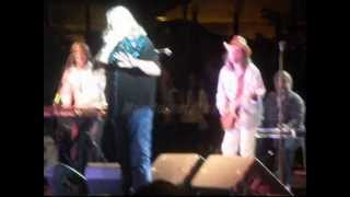 Taste of Syracuse 2013 Marshall Tucker Band Heard It In A Love Song Live