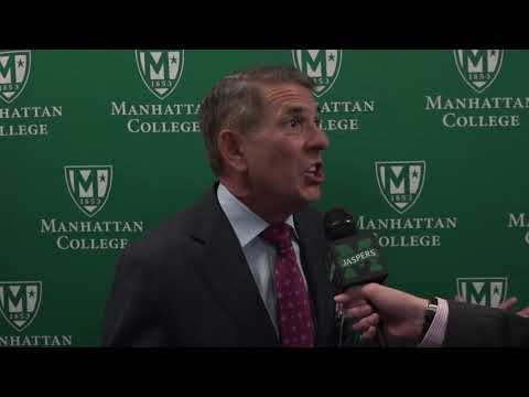 Manhattan College Athletic Hall of Fame Testimonials: Steve Lappas on 1992-93 Men's Basketball