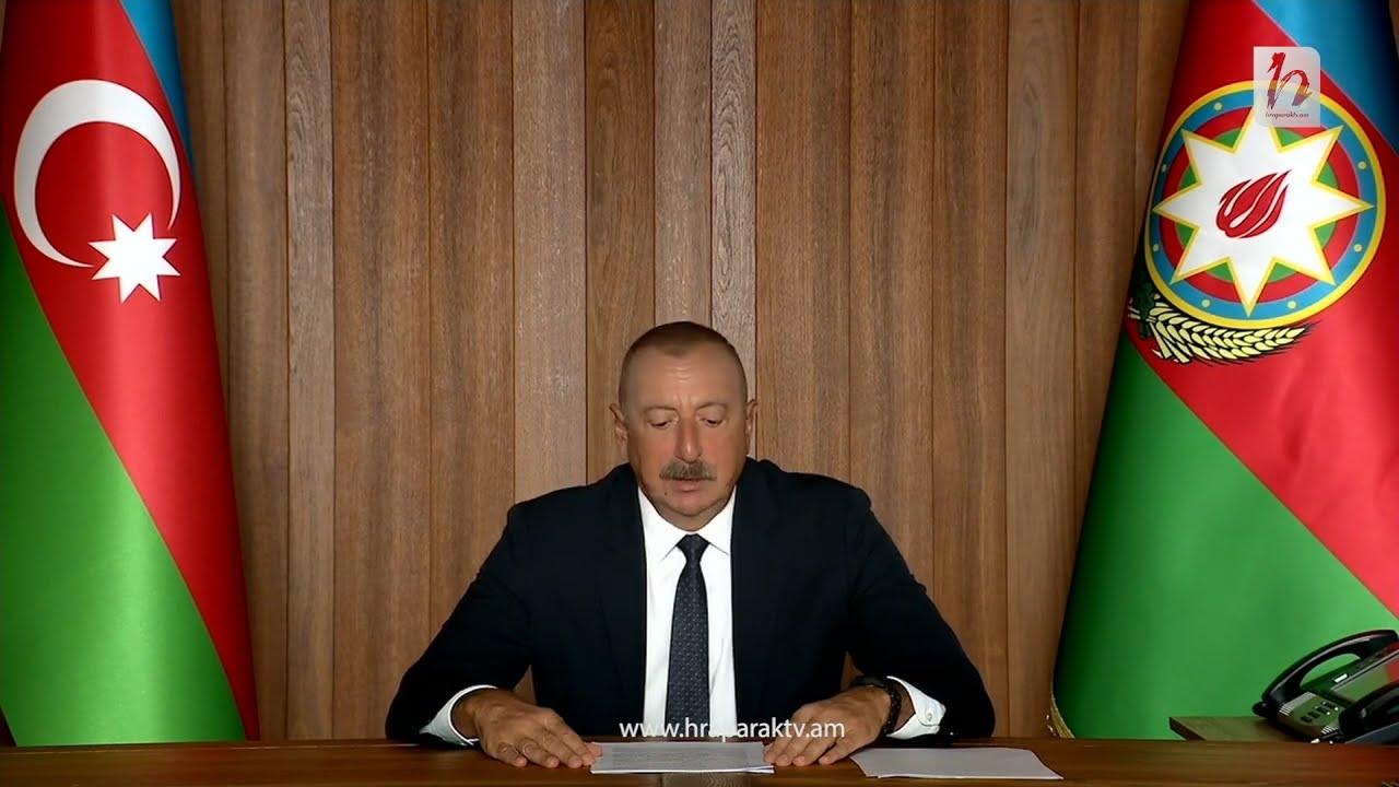 Իլհամ Ալիեւը խոսել է ռուս-ադրբեջանական հարաբերությունների մասին