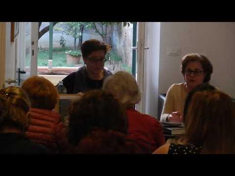Preview video Presentazione. Antonella Cilento: Morfisa o l´acqua che dorme.