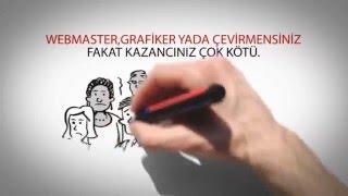 Web Sitesi Tanıtım Video Animasyon Hizmeti