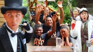 Ayo Starring Voices of Glory at Silver Dollar City! Video
