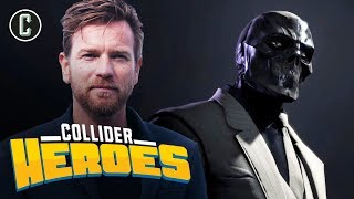 Ewan McGregor Dons the Black Mask in the Birds of Prey Movie - Heroes