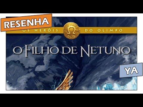 Cabine Literária 56 - O Filho de Netuno