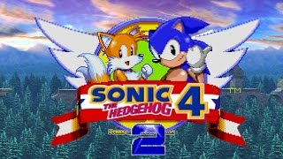 Anyone Feeling a Bit... Retro? | Sonic 4 episode 2 (#4) Co-op w/AfroBattler