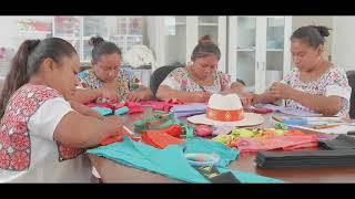 Grupo Chuuy TI´KAB de la Fundación Legorreta Hernández