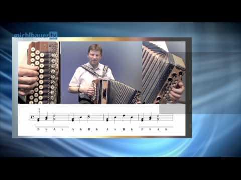 Michlbauer Fernlehrkurs - Professionell Steirische Harmonika lernen von zu Hause aus