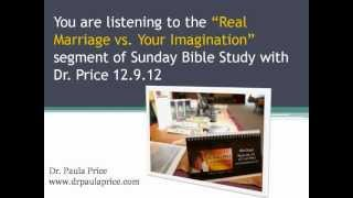 Real Marriage vs. Your Imagination