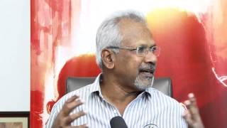 Maniratnam's O Kadhal Kanmani - Exclusive FM Station Interview - Part 2