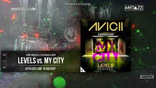 Levels vs. My City (Afrojack UMF 18 Mashup) with JASX