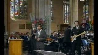 The Prayer Anthony Callea sings for Queen Elizabeth 2006