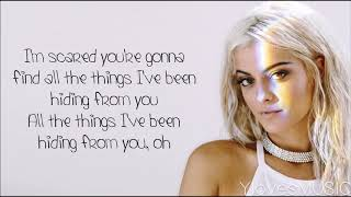 Bebe Rexha - Don't Get Any Closer (Lyrics)