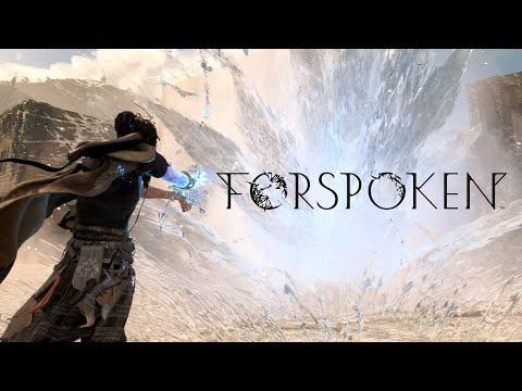 Trailer PlayStation Showcase 2021 de Forspoken