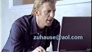 AOL Werbung Boris Becker 2001