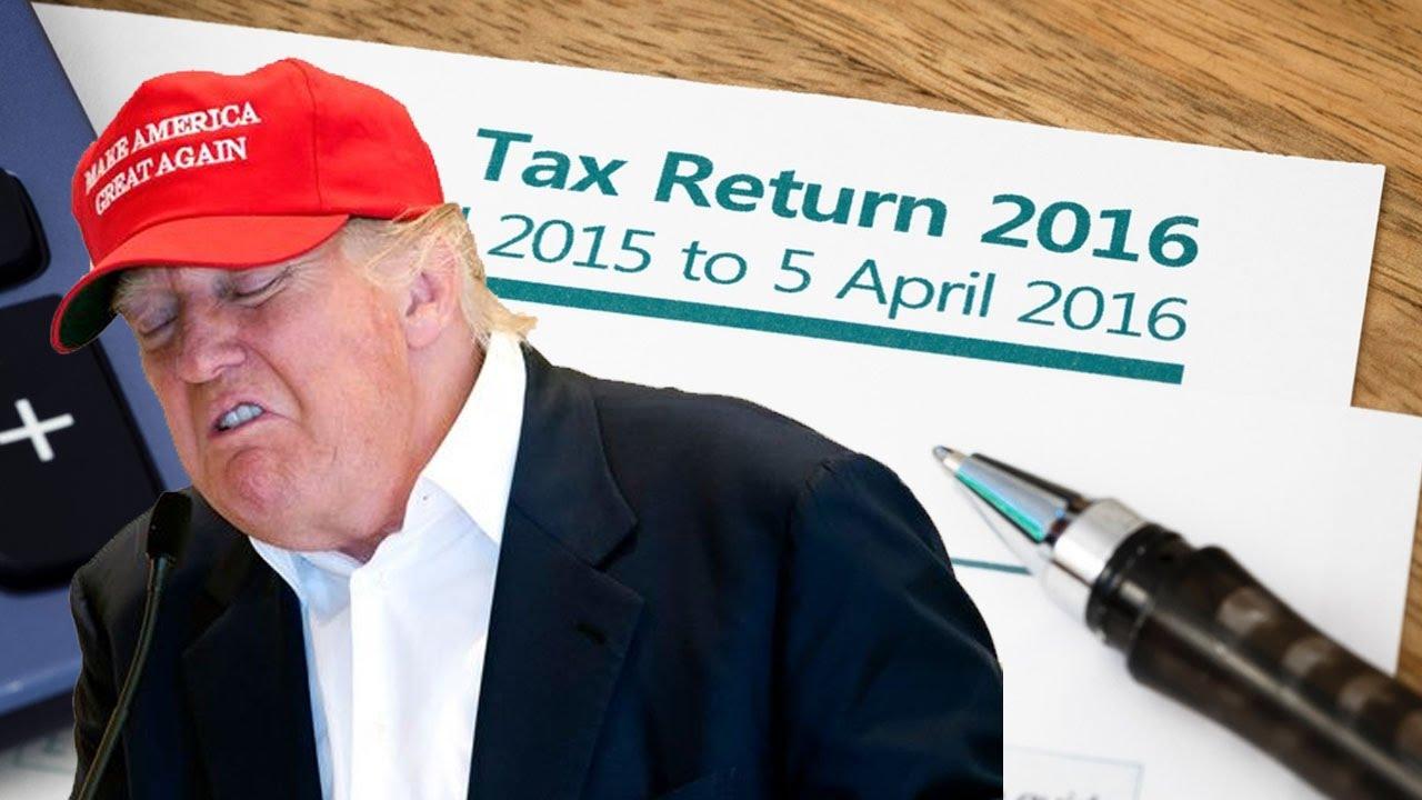 Will Trump Break His Tax Return Promise? thumbnail