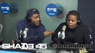 The Hoodies on Shade 45 DJ Kay Slay 2018