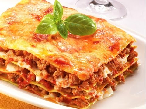 Easy Beef Lasagna | One Pot Chef