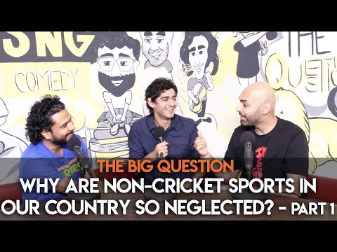 SnG: Why Are Non-Cricket Sports In Our Country So Neglected? feat. Gaurav Kapur | S2 Ep 13 Part 1