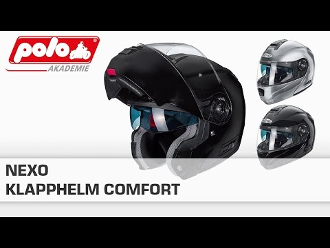Nexo Klapphelm Komfort
