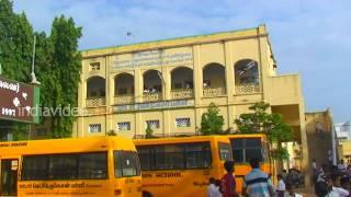 School in Rajapalayam, Tamil Nadu