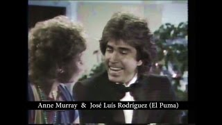 The Hottest Night... Shadows In The Moonlight / Anne Murray & José Luís Rodríguez