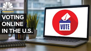 Why Most Americans Can't Vote Online