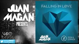 Juan Magan Feat  Zion & Lennox   Falling in Love