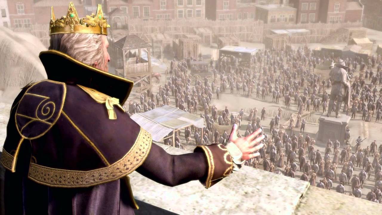 Watch The Trailer For The Last Episode Of The Tyranny Of King Washington DLC