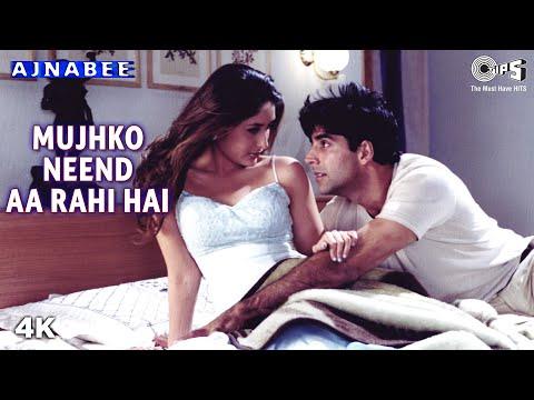 Mujhko Neend Aa Rahi Hai - Ajnabee - Akshay Kumar & Kareena